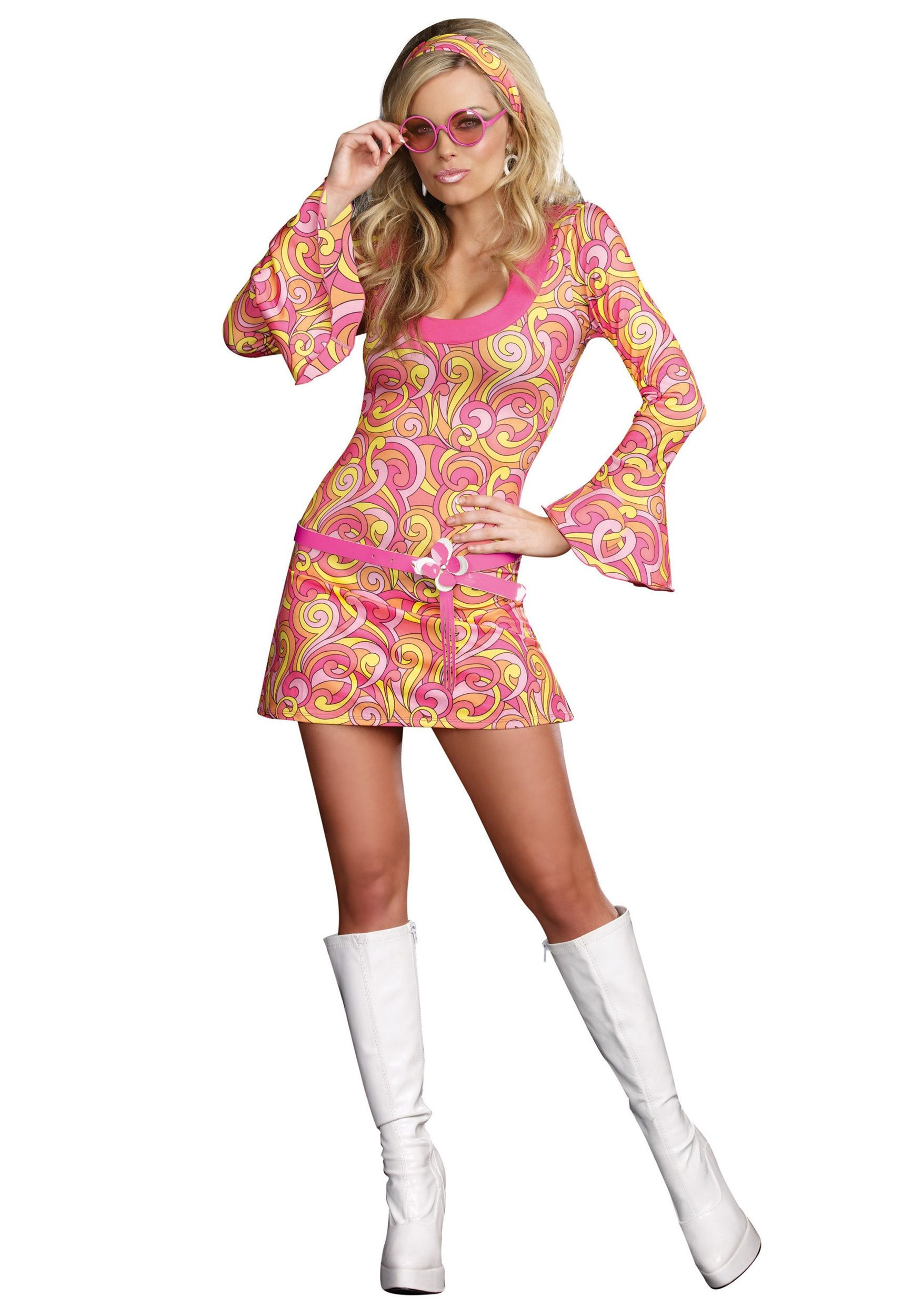 6558050851d0 Groovy Go Go Dancer Costume | HOLIDAY - Halloween | 1970s costumes ...