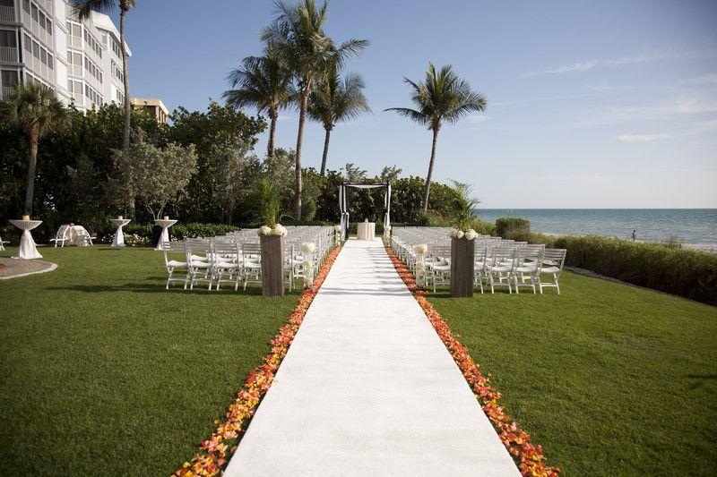 See LaPlaya Beach & Golf Resort on WeddingWire Wedding