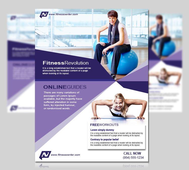 Fitness Flyer  Google   Inspire Fitness