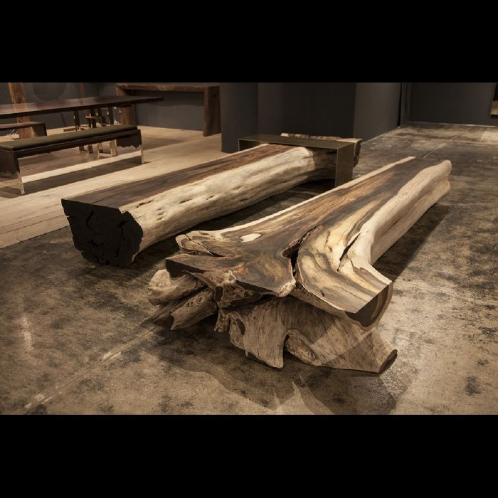 Rosewood Benches By Hudson Furniture Inc.