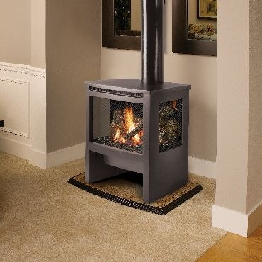 Cypress Gsr2 Gas Stove Lopi Stoves Gas Stove Gas Fireplace