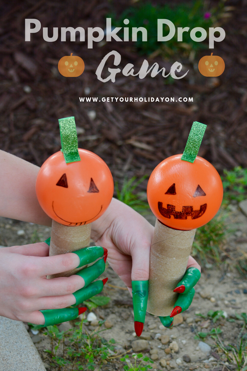 Pumpkin Drop Game for Halloween (With images) Fun