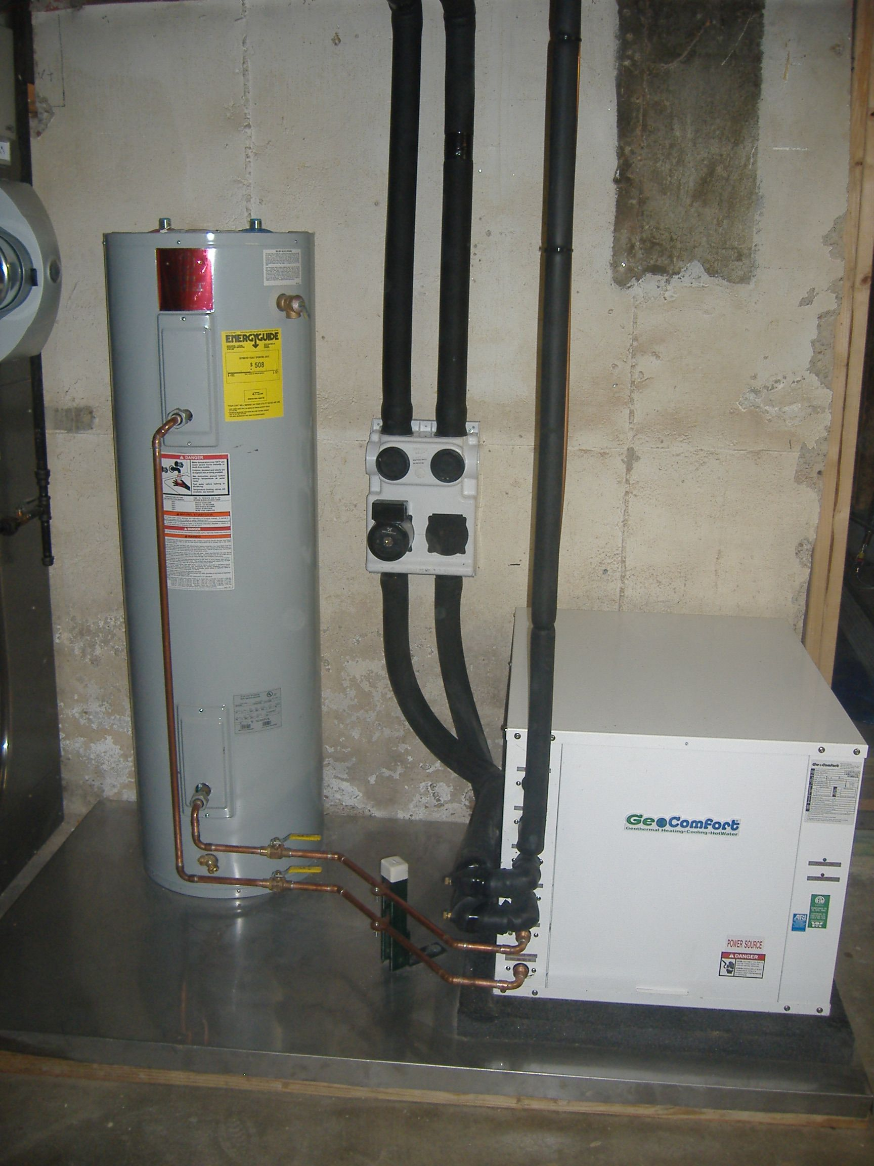 Geothermal Heating Cooling The Most Efficient Way To Heat And