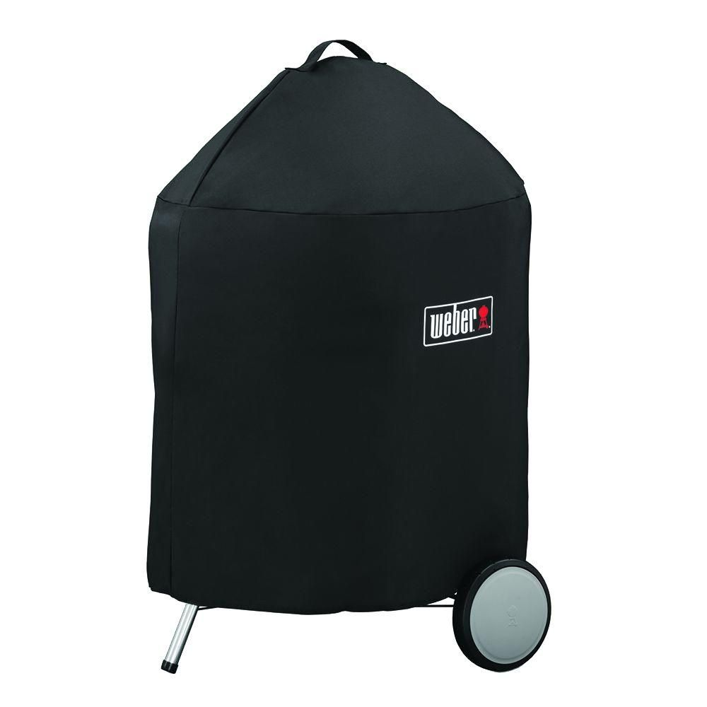 Weber Weber Premium 22 In Charcoal Grill Cover 7150 Grill Cover Bbq Cover Weber Charcoal Grill