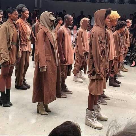 Kayne West clothing line looks a lot