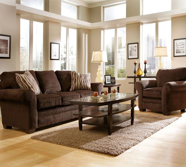 Broyhill Sofa Groups Furniture Factory Direct Sofas And Sectionals