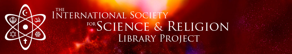 The International Society For Science  Religion Was Established  Essay Science And Religion Introductory Essays  International Society For  Science  Religion