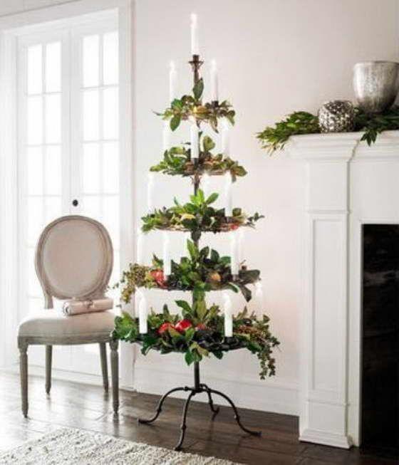 Как украсить к Новому году маленькие квартиры? photo