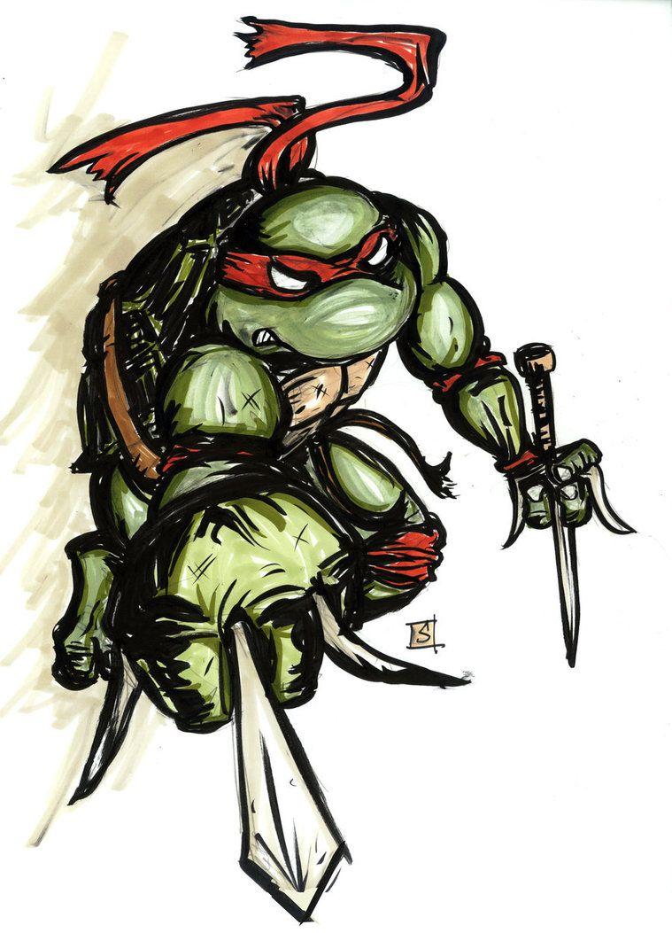 Raphael The Turtle Ninja Ninja Turtles Raphael Ninja Turtle