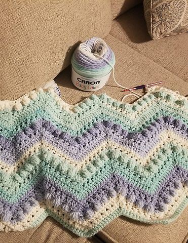 Hugs & Kisses Baby Blanket - Free pattern + tutorial! #crochetlove ...