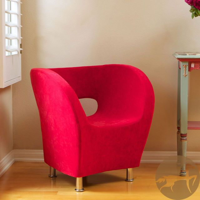 5 Sleek Modern Red Accent Chairs Accent Chairs Red Accent Chair Work Space Decor #red #living #room #accent #chairs