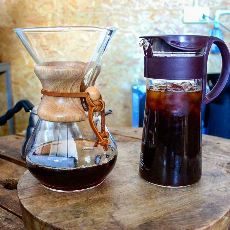 How to make the perfect cold brew coffee at home coffee