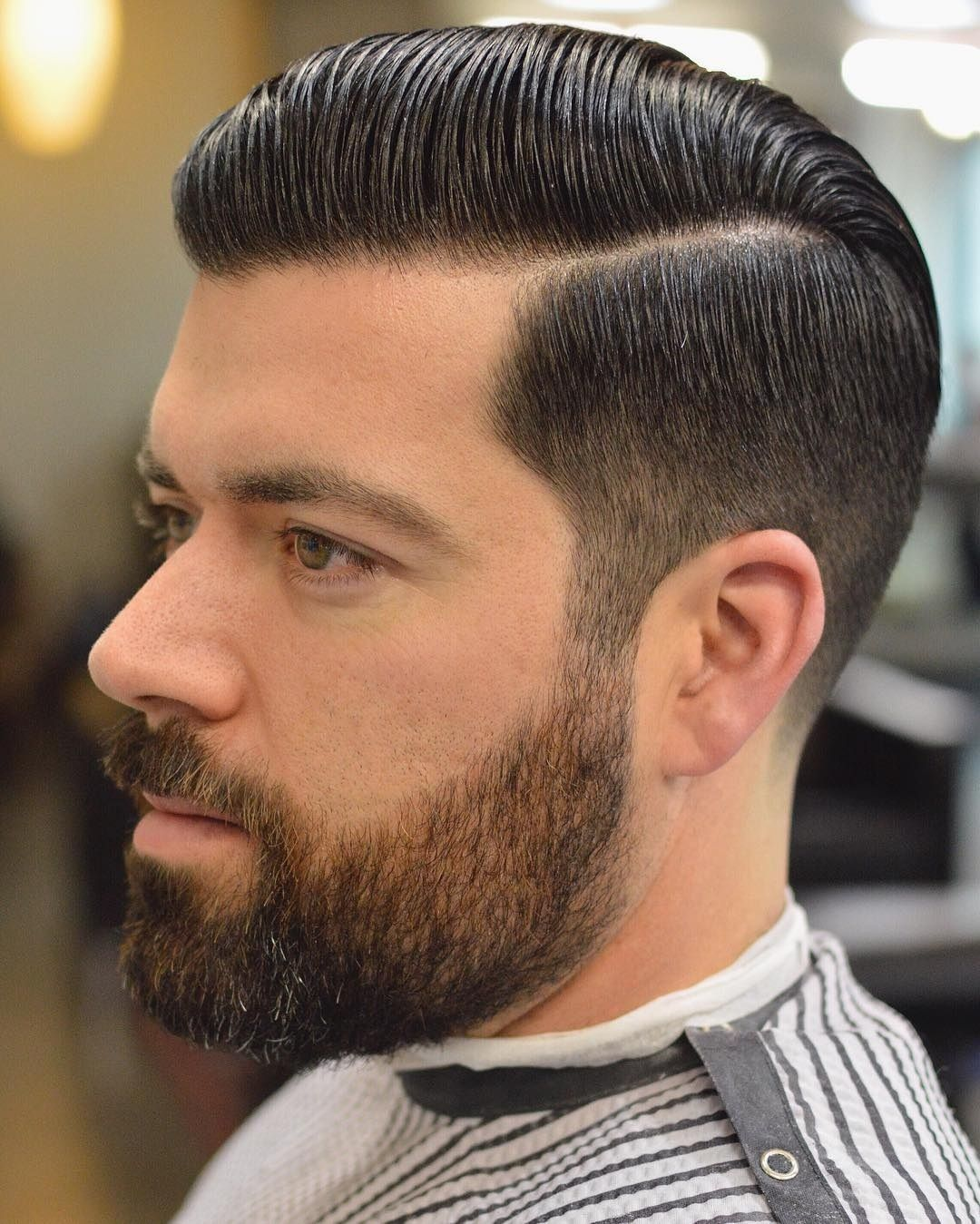 Tending New Simple Hairstyle Boy Images And Tips Comb Over Fade