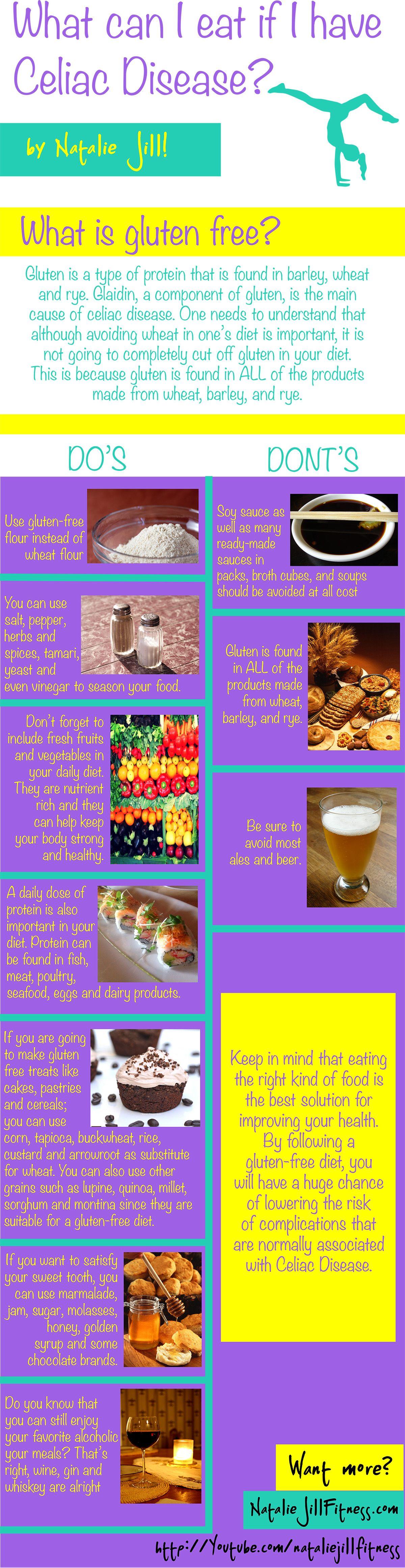 What Can Celiacs Eat | Celiac, Celiac disease diet, Celiac ...