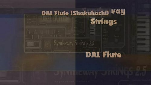 Virtual Shakuhachi Japanese Bamboo Flute VST Plugin Software