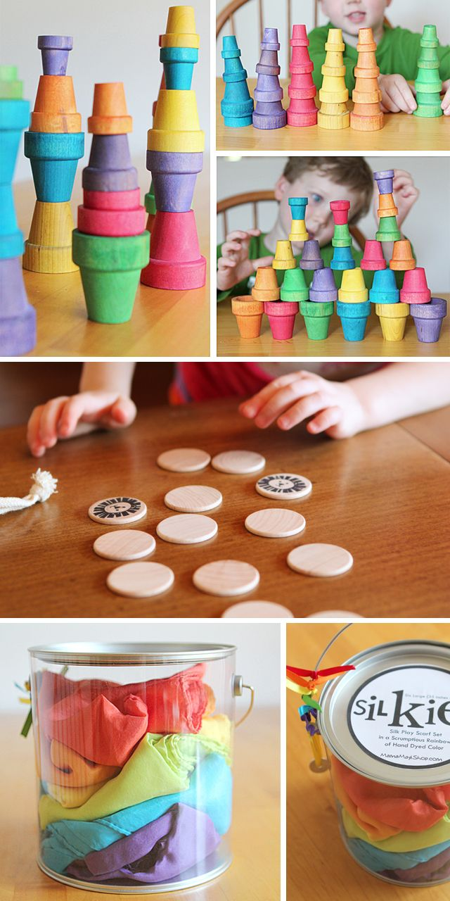 Our Favorite Handmade Learning Toys (Plus 20% Off) - Modern Parents Messy Kids