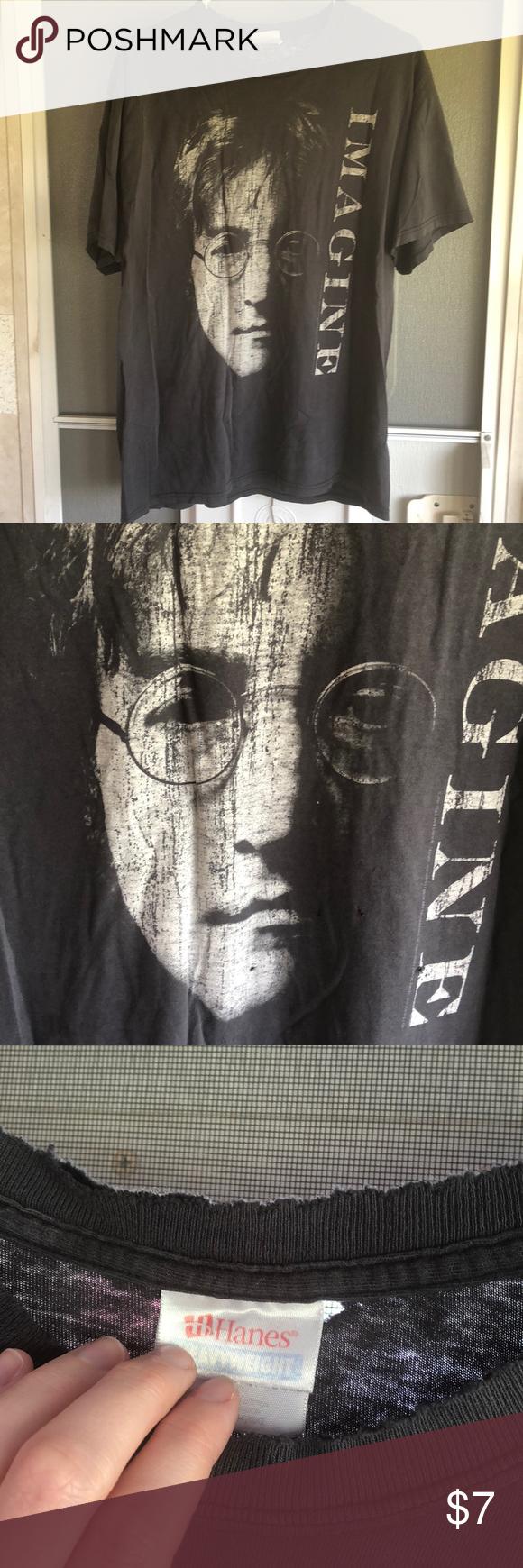 Old john lennon t shirt