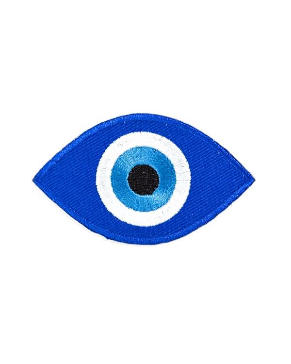 Evil Eye Patch In 2021 Evil Eye Art Evil Eye Tattoo Patches
