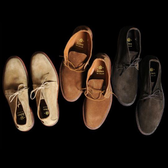Die, Workwear! - Unstructured Shoes