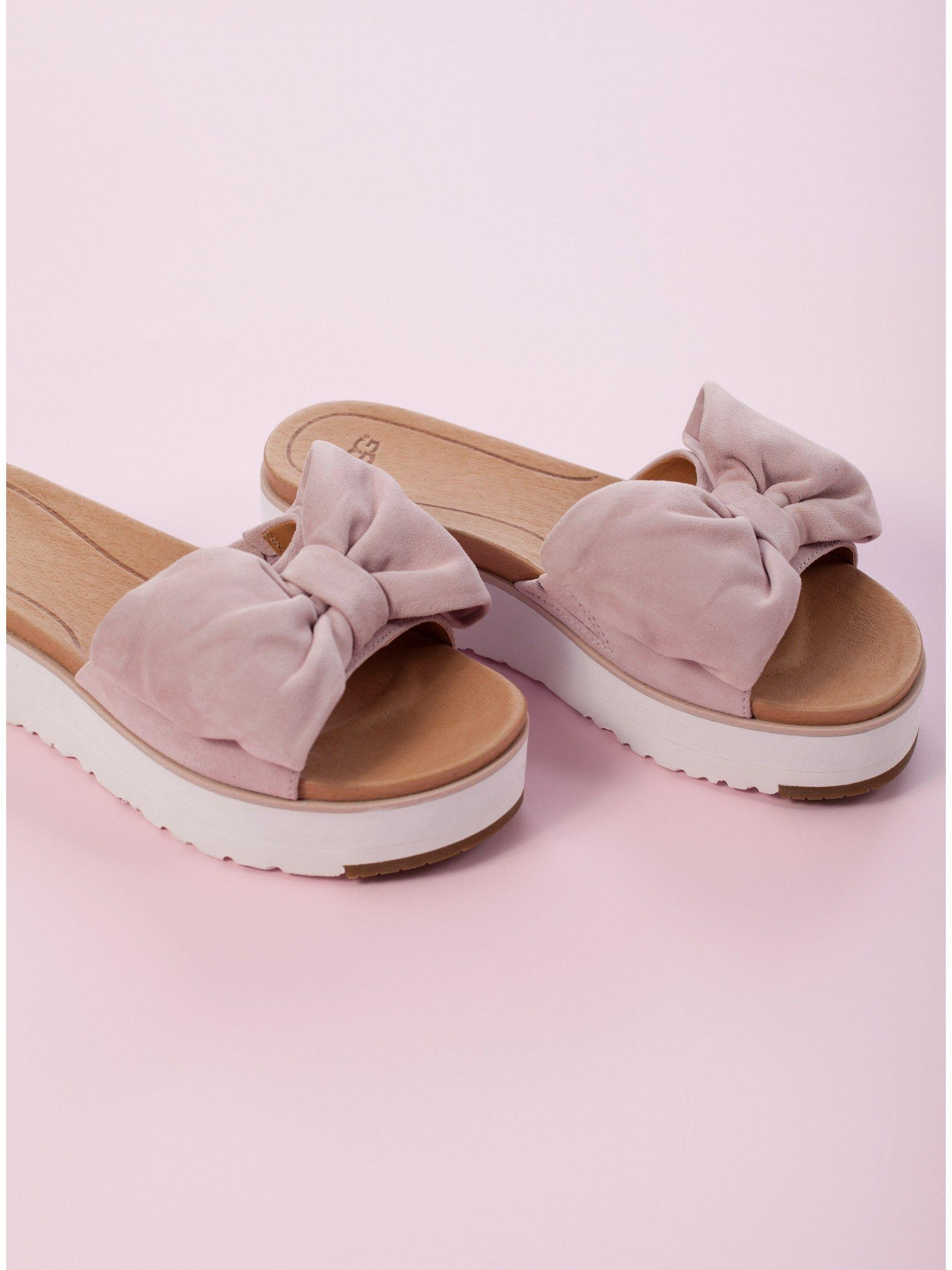 2374e822fbe Ugg Australia Sandals Joan-Pink - Footwear - Women in 2019