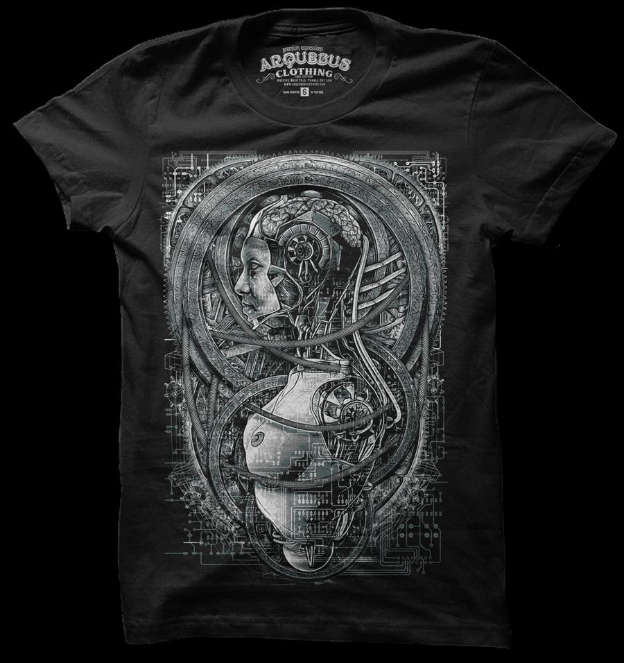 Arquebus Simple Complex T-Shirt