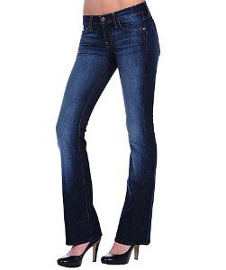 7 for All Mankind The Bootcut in Nouveau New York Dark