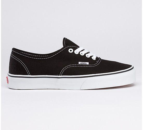 61f81436e273fb Shop Authentic Shoes today at Vans. The official Vans online store. Vans -  Authentic Schuh black   white