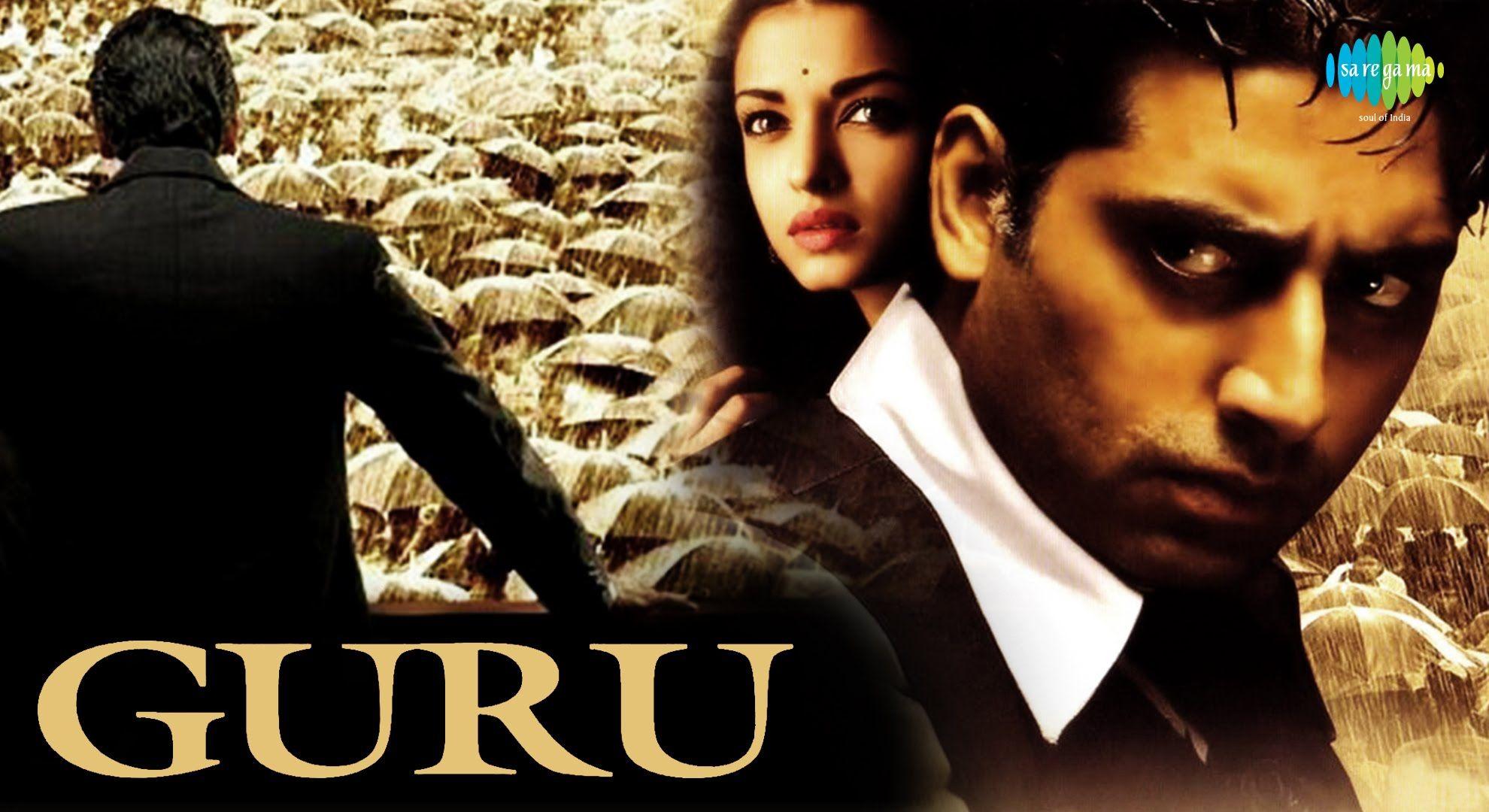 Guru 2007 Full Hindi Movie Amitabh Bachchan Abhishek Bachchan Ai