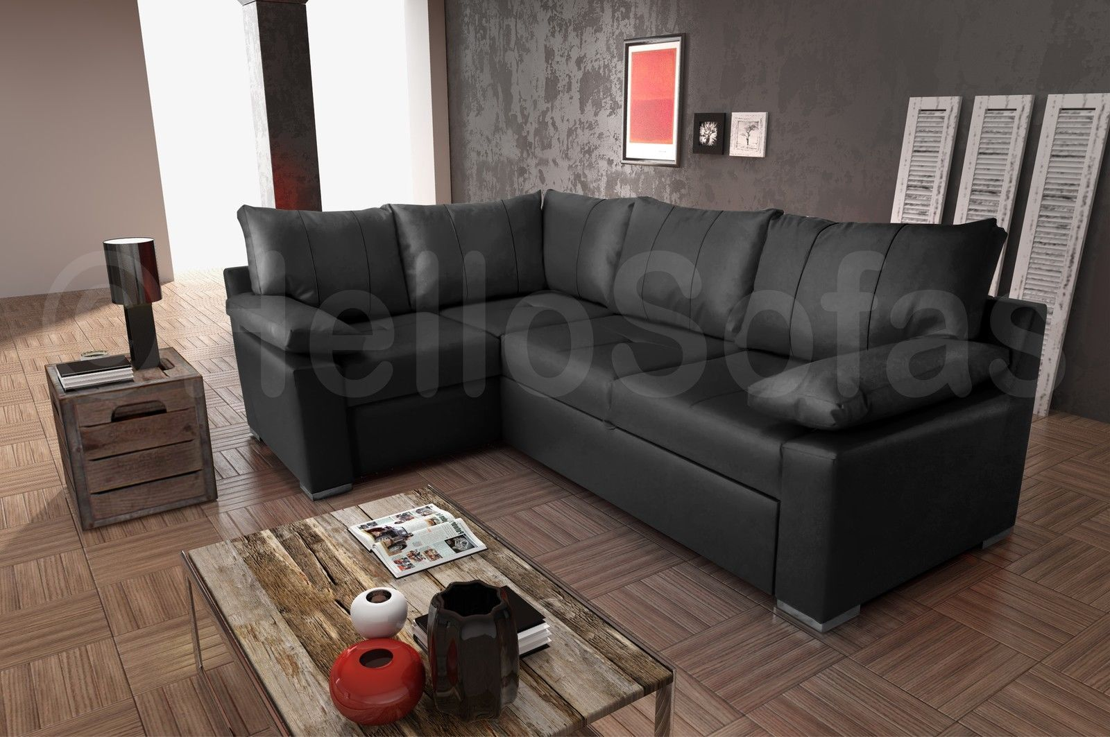 The New Set Of Style Quotient Articles Is The Corner Sofa Beds