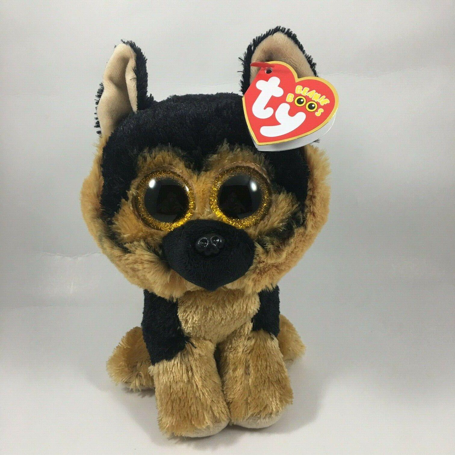 2020 Ty Beanie Boos 6 Spirit German Shepherd Dog Stuffed Animal Toy Plush Mwmts 8421363094 Ebay In 2021 Ty Stuffed Animals Beanie Boos Beanie Boo Dogs [ 1512 x 1512 Pixel ]