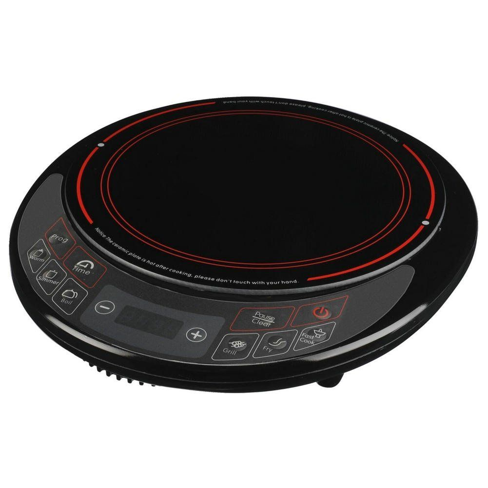 Aobosi Portable Round Induction Cooktop Perfect For Nutritious And Healthy Food Induction Cooktop Cooktop Induction
