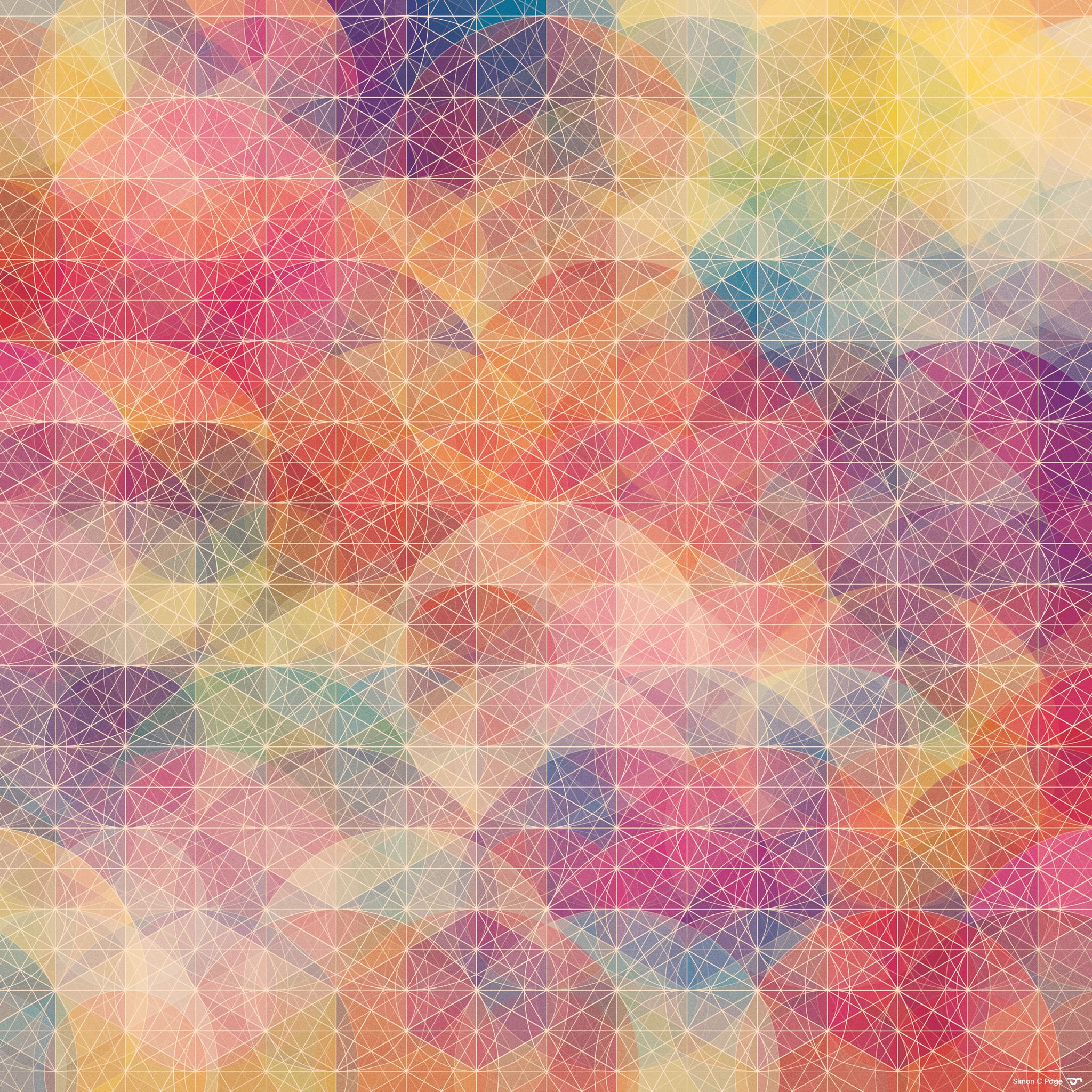 Here Are Some Seriously Stunning Wallpapers Designed For Ipads By Simon C