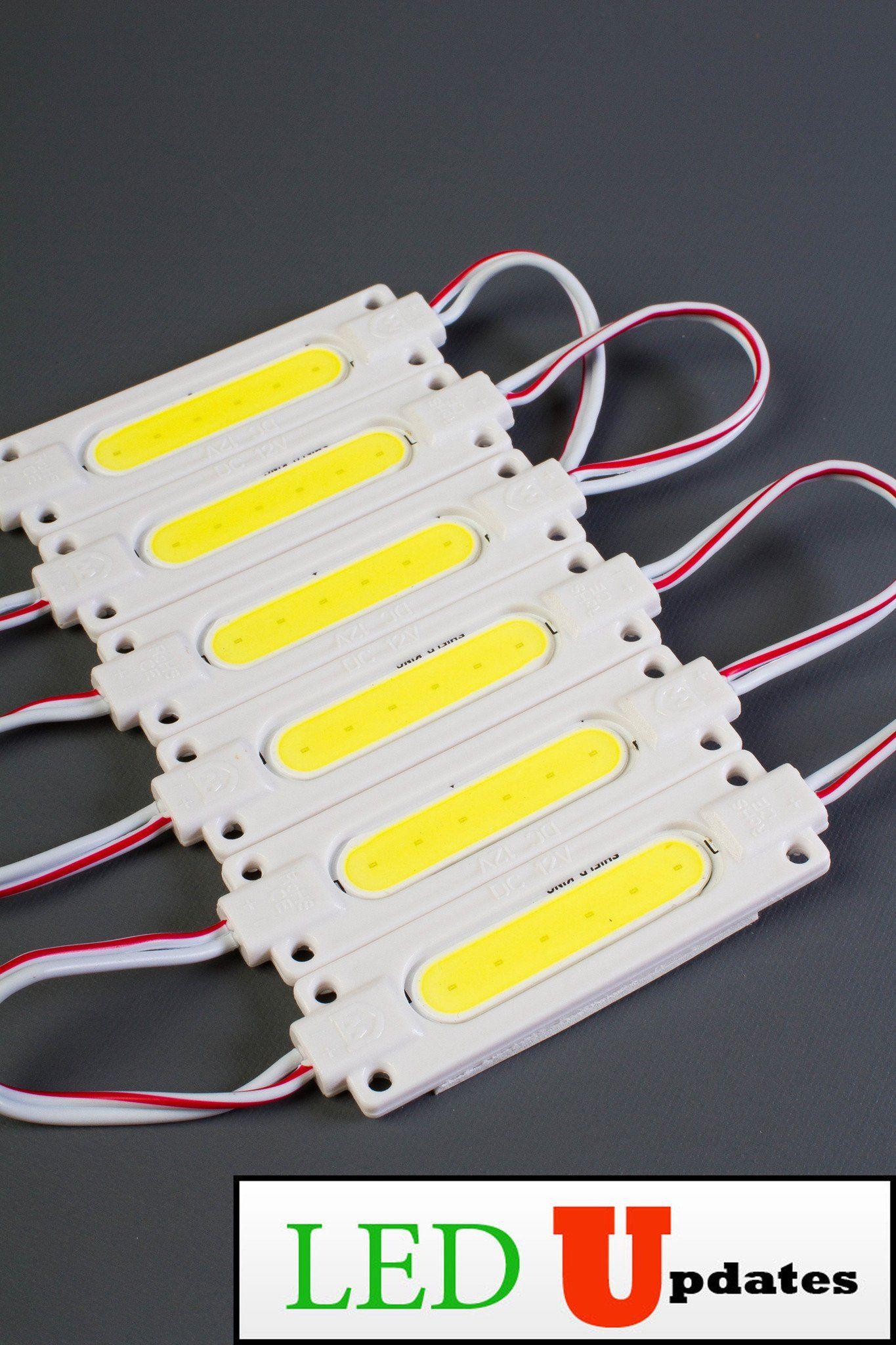 White Ultra Cob Series Led Light Modules Led Lights Led Led Strip Lighting