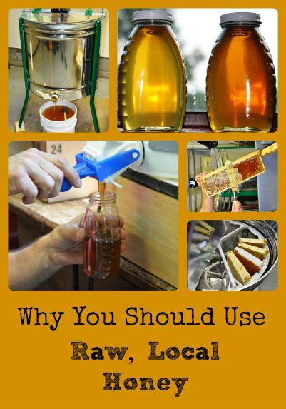 Explains the benefits of raw, local honey and why most of what's in stores today is not even considered honey and has none of the health benefits.