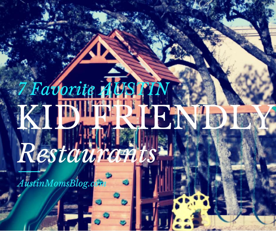 7 Favorite Kid Friendly Dines Travel Pinterest Kid Friendly
