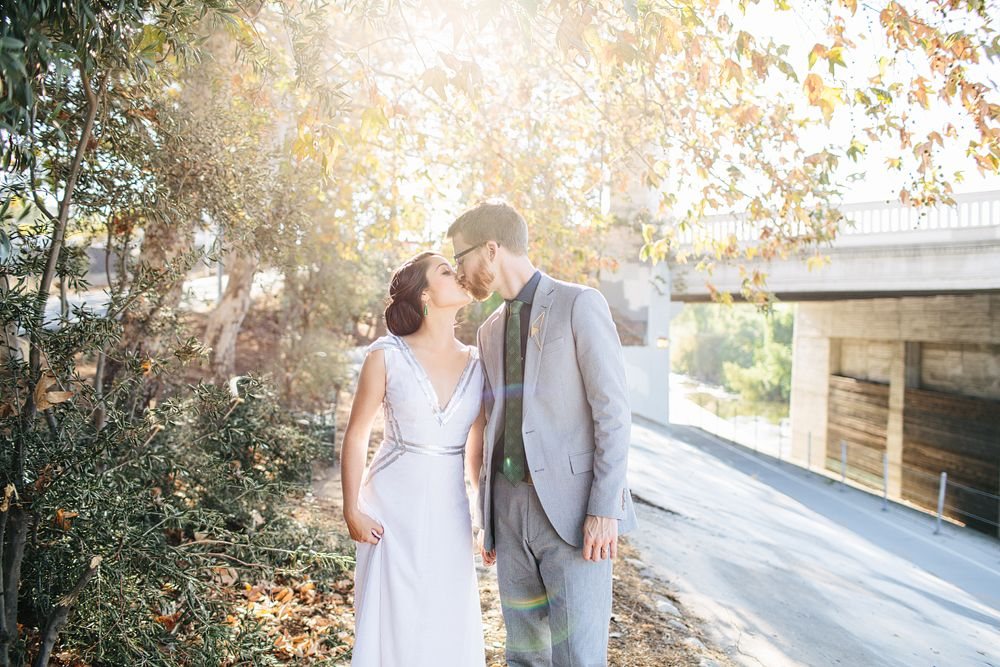This wedding also really captures the feeling of nature around Elysian.