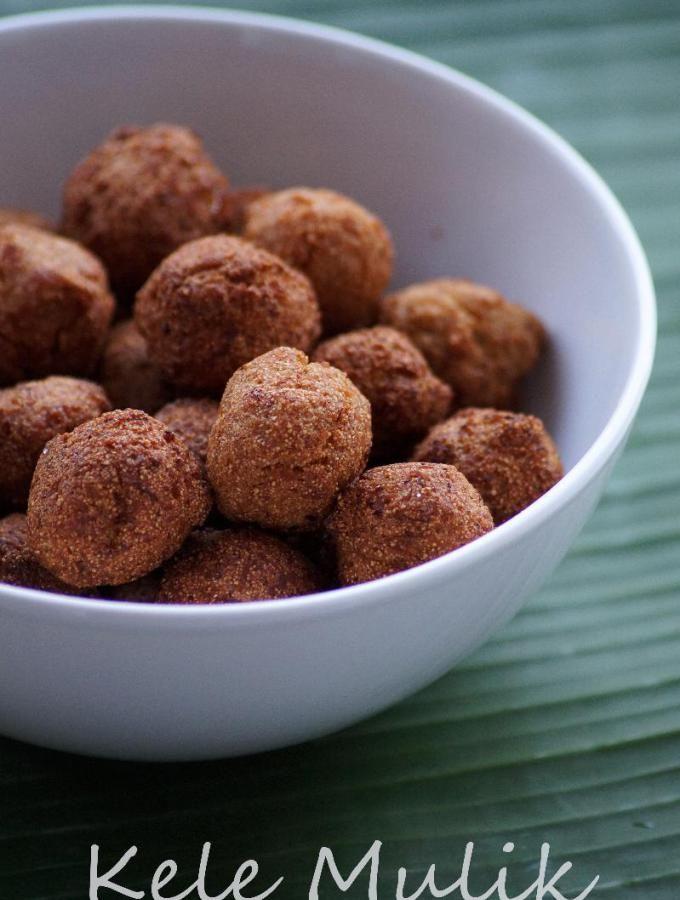 blend with spices with images rava sweet recipe banana snacks modak recipe on hebbar s kitchen modak recipe id=33558
