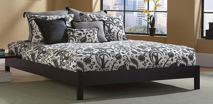 Whitmore Platform Bed Bed Styling Contemporary Platform Bed
