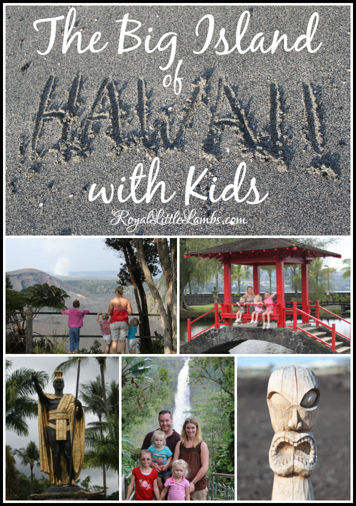 Big Island Hawaii with Kids is part of Big garden Food - The Big Island of Hawaii has so much to offer everyone  history, lovely gardens, great food, and natural wonders