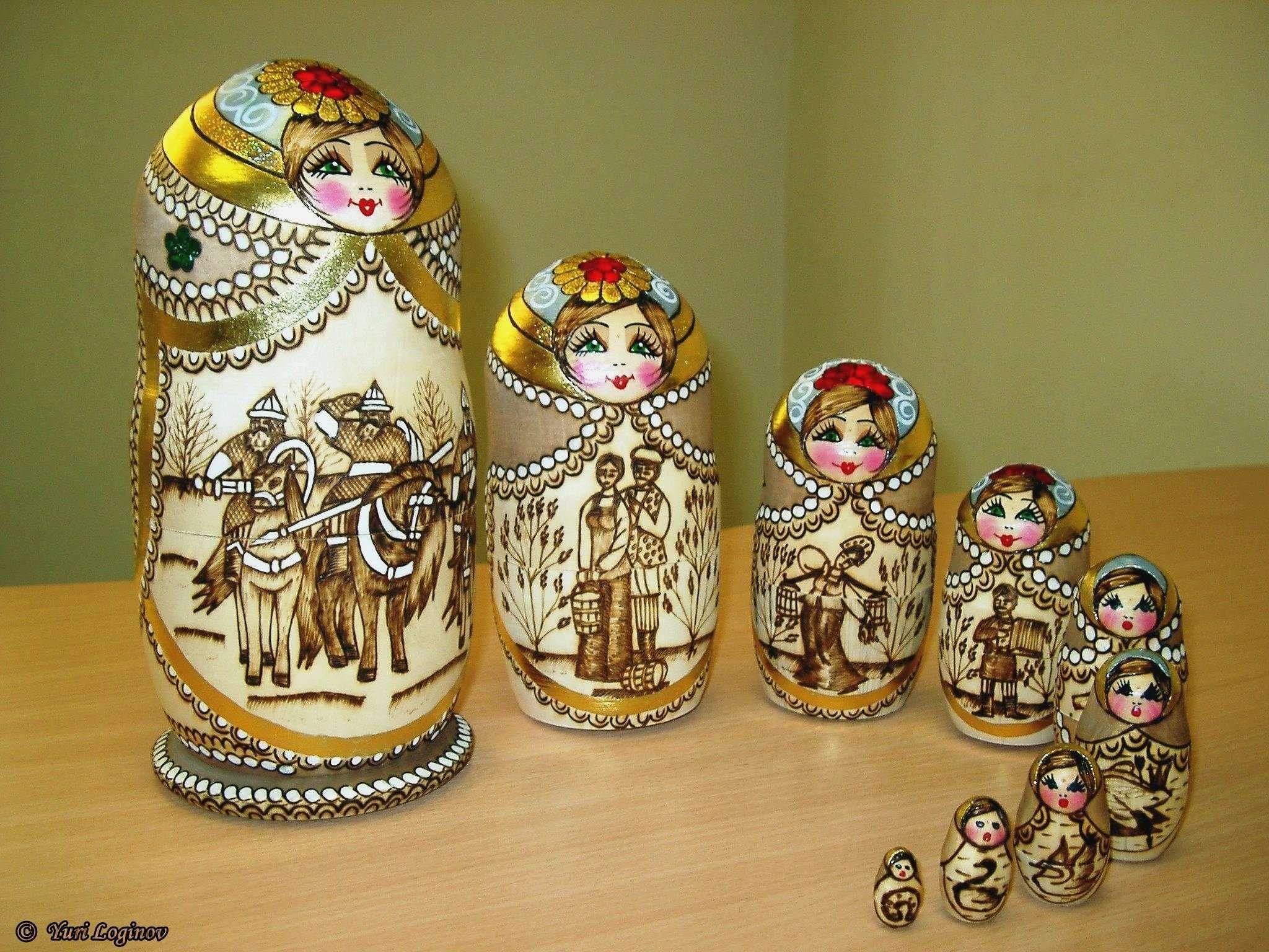 #matryoshka doll