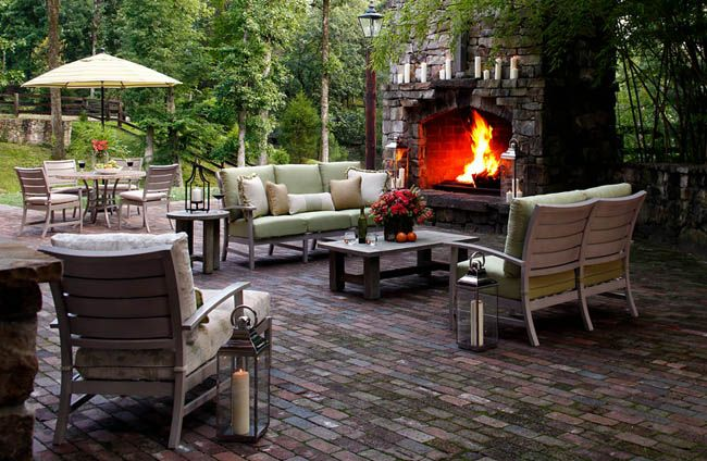 Good This Great Space Includes Outdoor Furniture From SunSpot Pool U0026 Patio.  #housetrends Http: