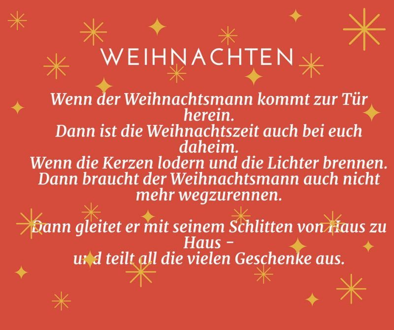 25 Gedichte Fur Weihnachten Fur Gross Und Klein Weihnachtsgedicht Frohe Spruche Tute Mutter Mila Engel Gedicht Weihnachten Weihnachtsgedichte Weihnachten