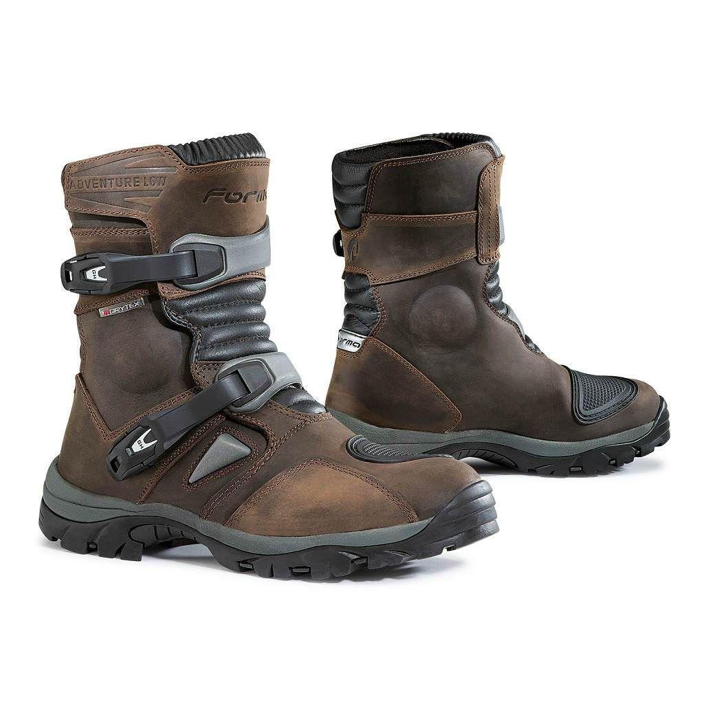 ADVENTURE LOW   Adventure boots, Waterproof motorcycle boots