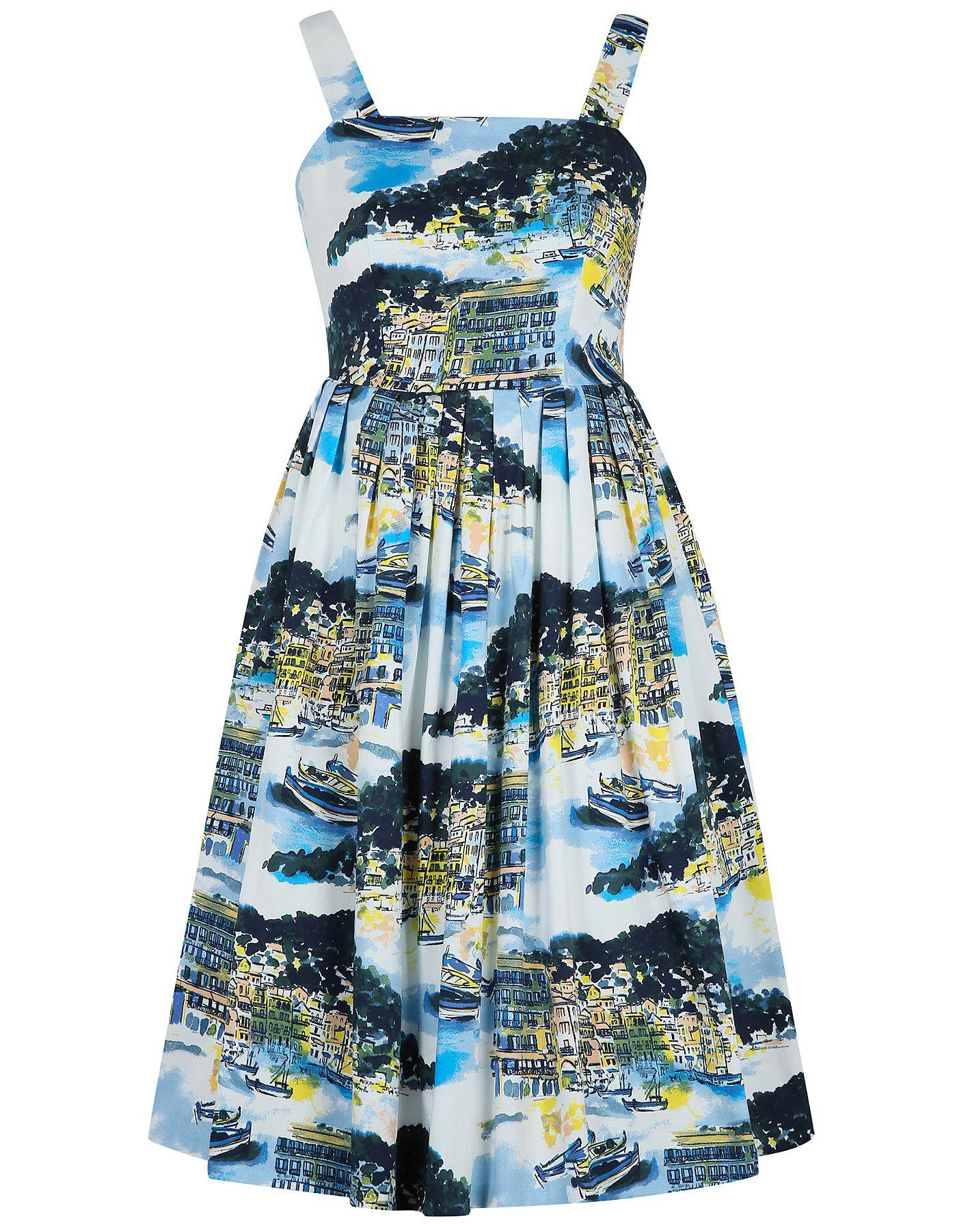 21ff3c7d95 Seaside Print Dress | Women | George at ASDA | Dream wardrobe ...