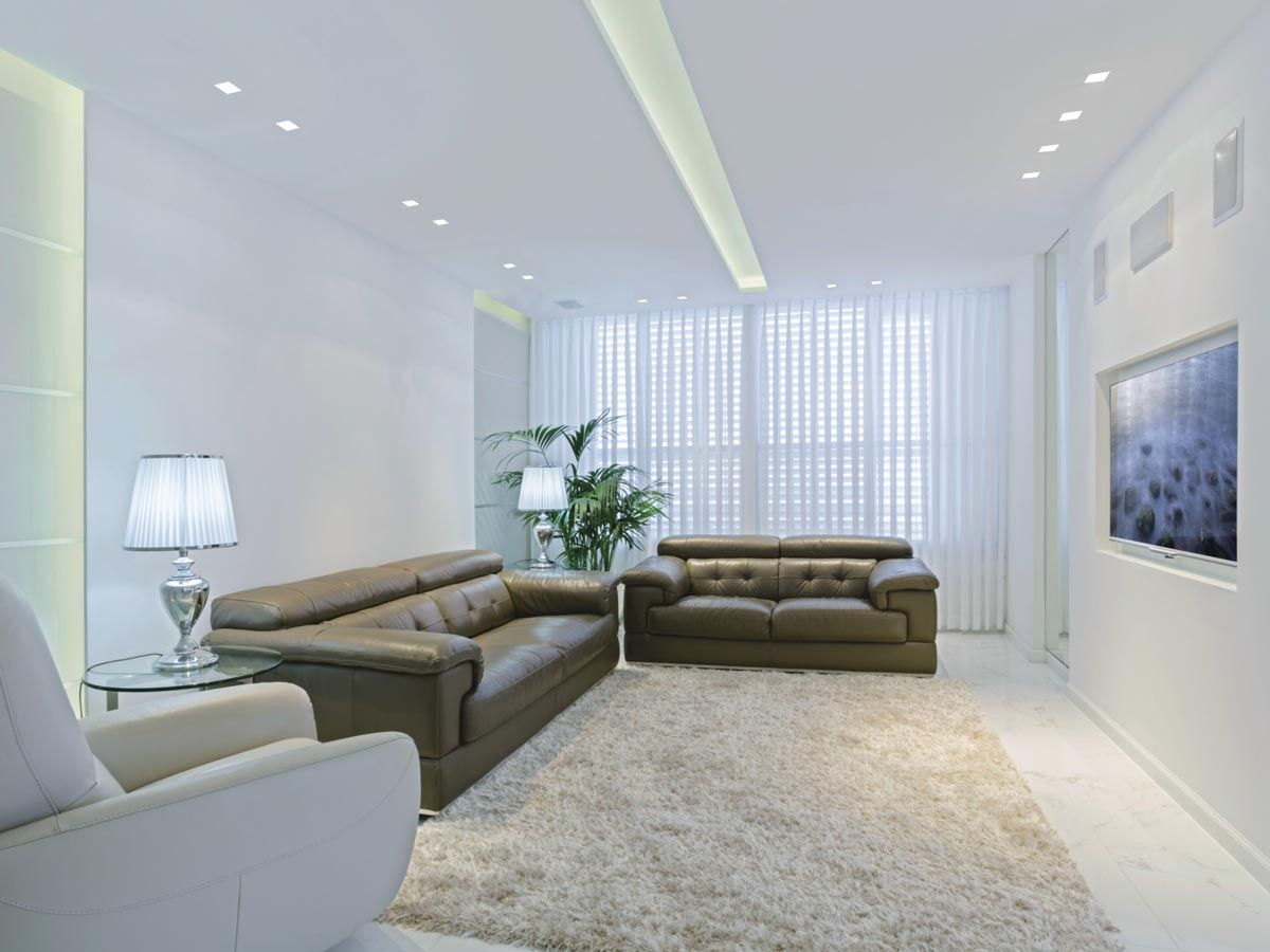 Visor Trimless Spotlight Lighting Design Interior Interior