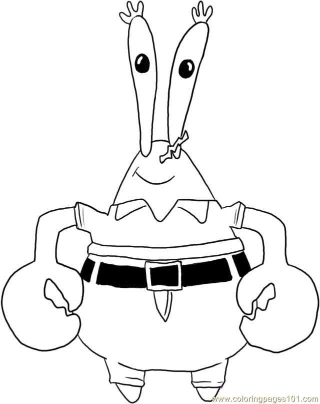 Spongebob squarepants coloring pages google search