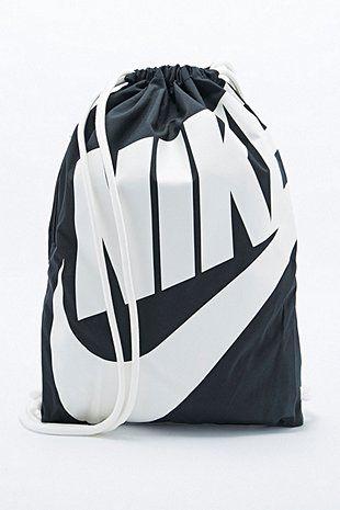 Nike Hommes Sac Noir