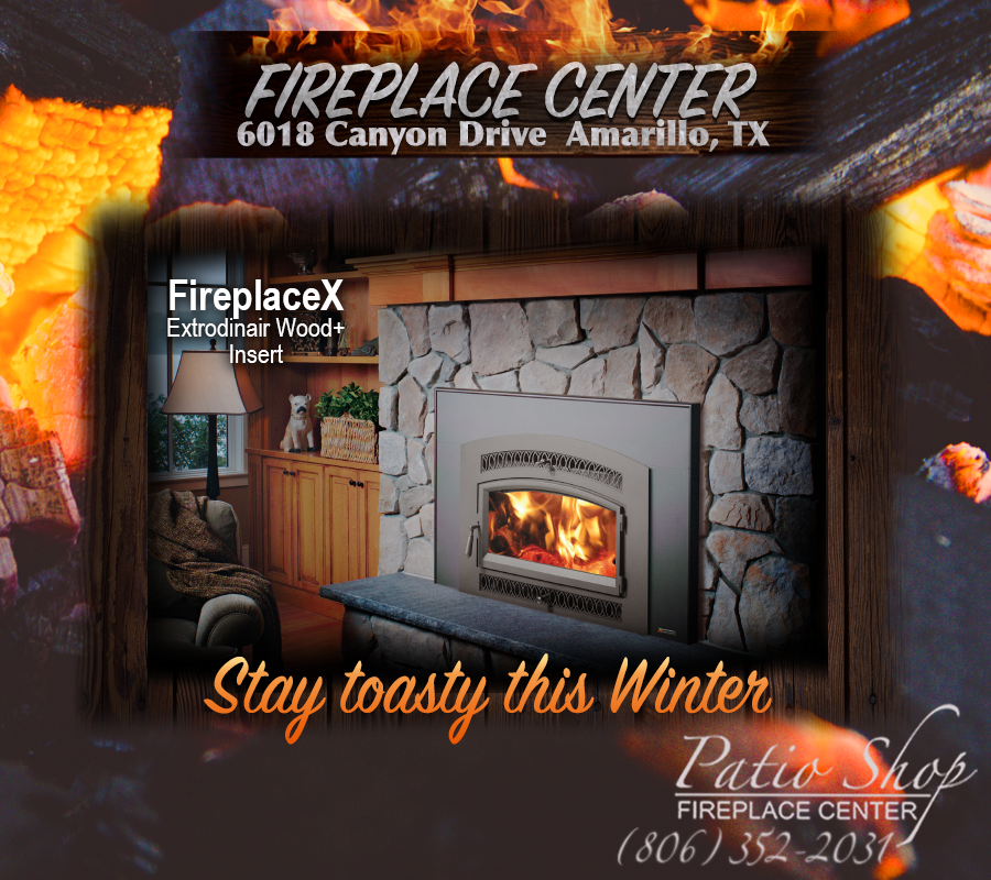 At Our Fireplace Center And Patio Shop In Amarillo, Youu0027ll Find A Great