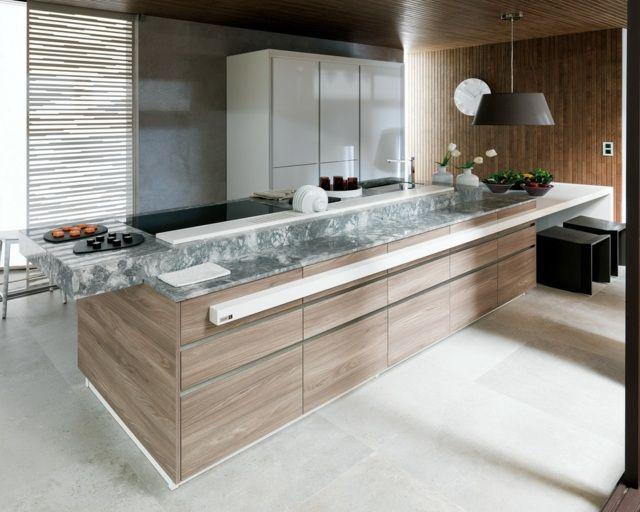 Meubles de cuisine en bois: une solution abordable et joli ...