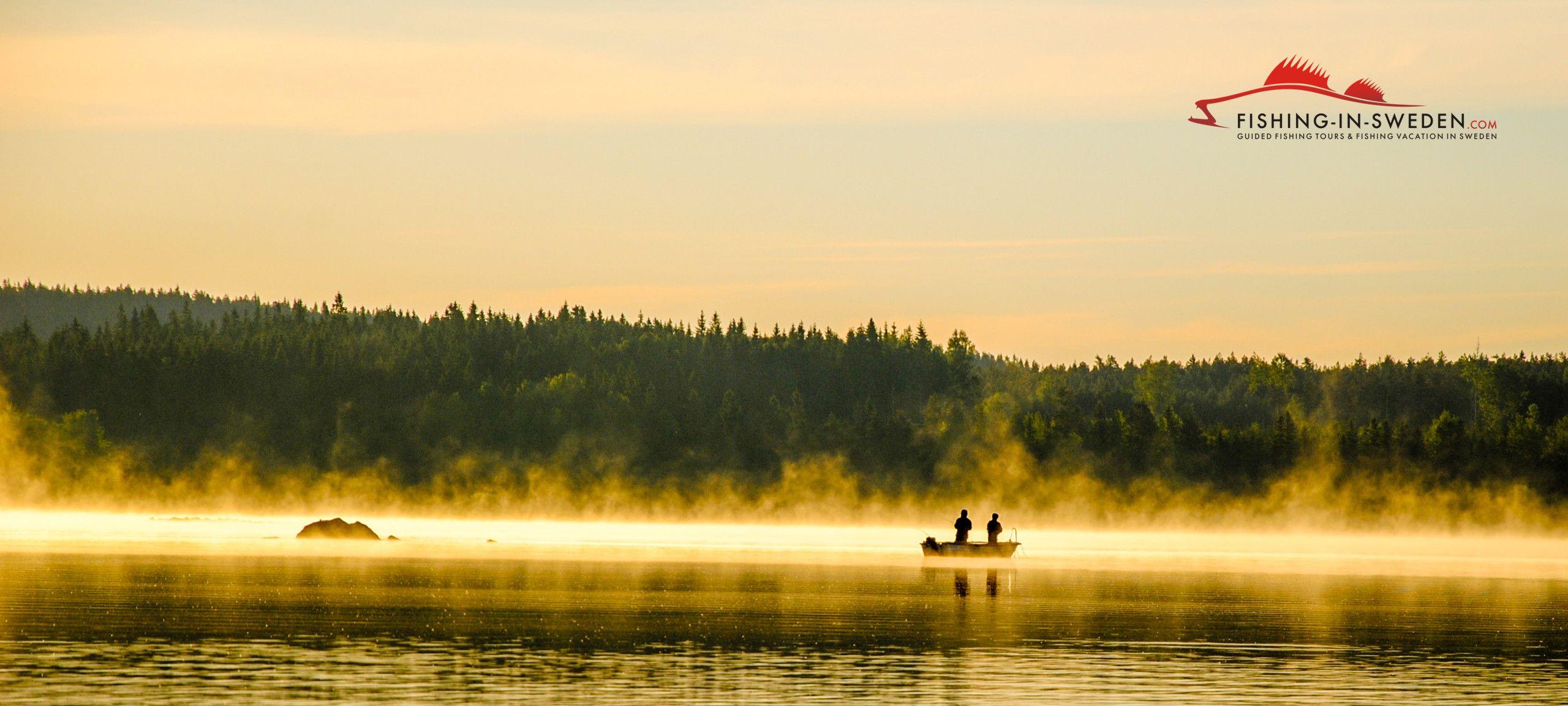 #Fishing in #Sweden, #Scandinavia - #Angeln in #Schweden, #Skandinavien